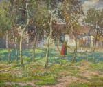 Bárta Josef - Na okraji vesnice