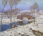 Ullman Josef - Krajina s mostem