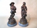 Callot Jacques - Párové sochy