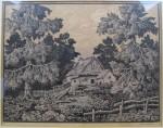 Jaroněk Bohumír - Chaloupky v lese