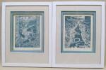 Jandová Ludmila - 5ks litografie