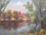 Čada Jaroslav - Dům u řeky