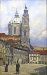 Piperger Hans - Pražský motiv