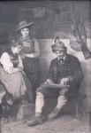 Defregger Franz - Hráč na citeru