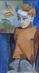 Peca Josef - Portrét chlapce