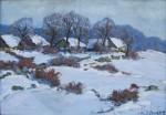 Schadt Karel - Chalupy v zimě