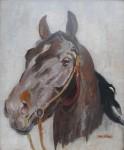 Vacátko Ludvík - Hlava koně