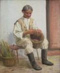 Koudlelka Jožka - Pletení koše