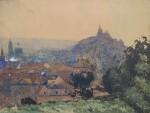 Holeček Jan - Pražské panorama