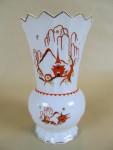 Váza s čínským motivem