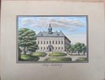 Chotěboř - Zámecká zahrada, zámek a město