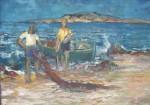 Adámek Ferdinand - Rybáři