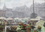 Procházka Jaro - Trh v Moravské Ostravě