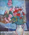 Jüngling Břetislav - Květiny ve džbánu