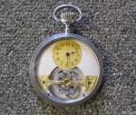 Mobilis tourbillion kapesní hodinky