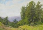 Hůrka Otakar - Krajina se stromy